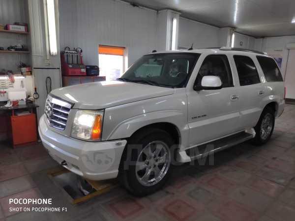 Cadillac Escalade, 2005 год, 550 000 руб.