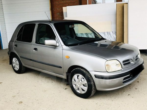 Nissan March, 2000 год, 139 000 руб.