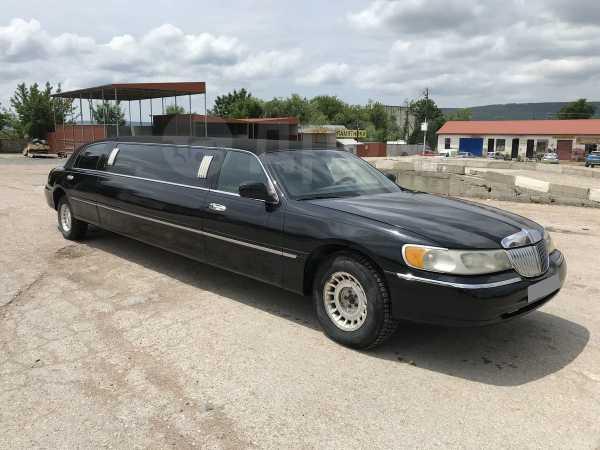 Lincoln Town Car, 1999 год, 315 000 руб.