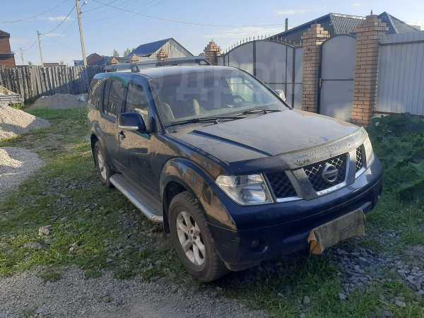 Nissan Pathfinder, 2007 год, 610 000 руб.