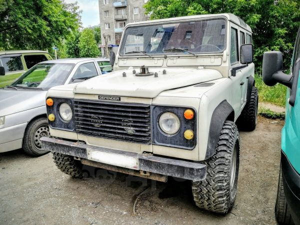 Land Rover Defender, 1993 год, 570 000 руб.