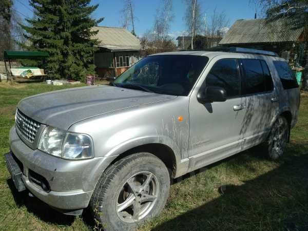 Ford Explorer, 2004 год, 500 000 руб.