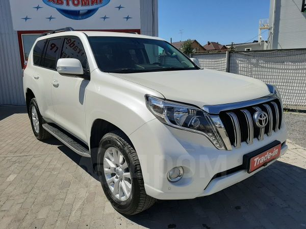 Toyota Land Cruiser Prado, 2015 год, 2 395 000 руб.
