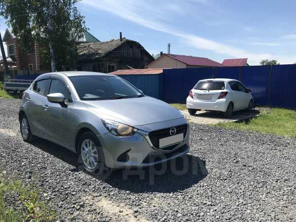 Mazda Demio, 2015 год, 520 000 руб.