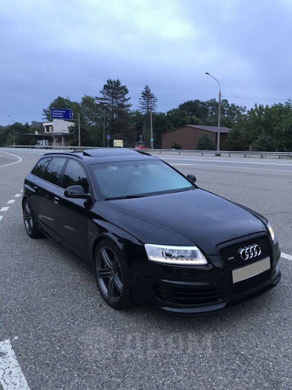 Audi RS6, 2008 год, 1 600 000 руб.