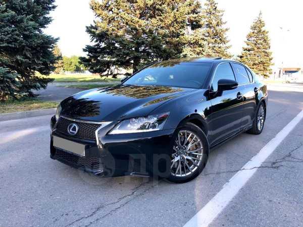 Lexus GS450h, 2012 год, 1 250 000 руб.