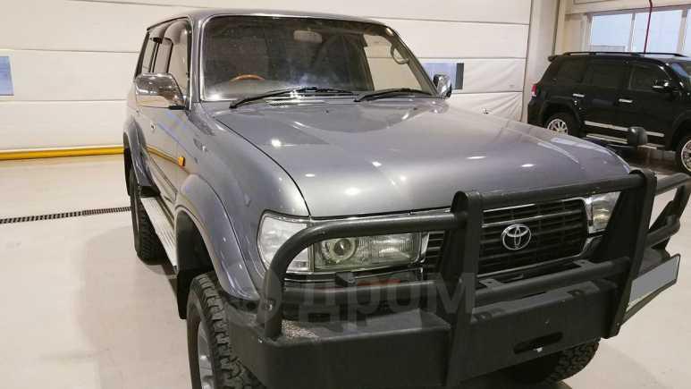 Toyota Land Cruiser, 1997 год, 1 780 000 руб.