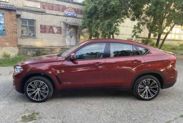 BMW X6, 2015 год, 2 650 000 руб.