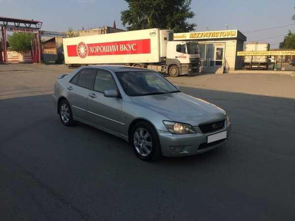 Toyota Altezza, 2001 год, 288 000 руб.