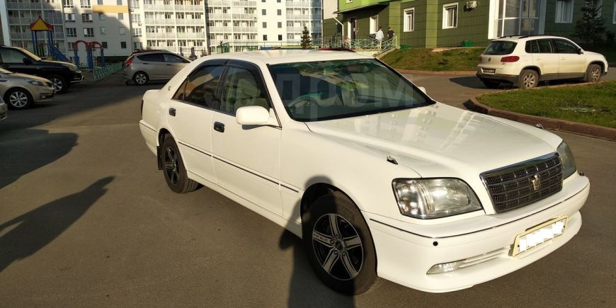 Toyota Crown, 2001 год, 450 000 руб.