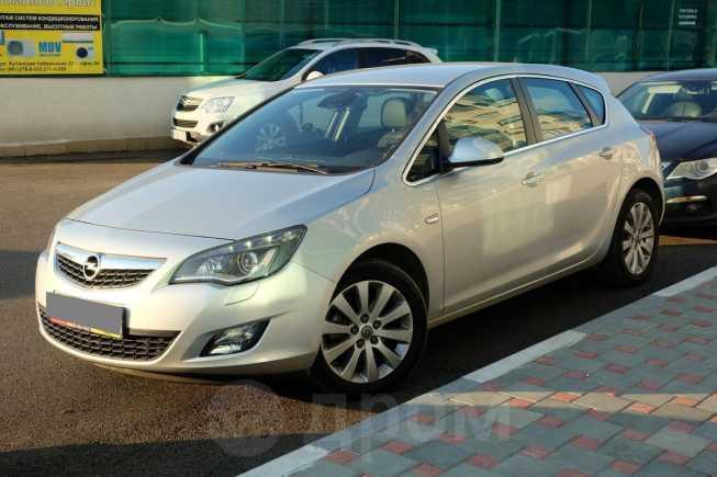 Opel Astra, 2011 год, 590 000 руб.