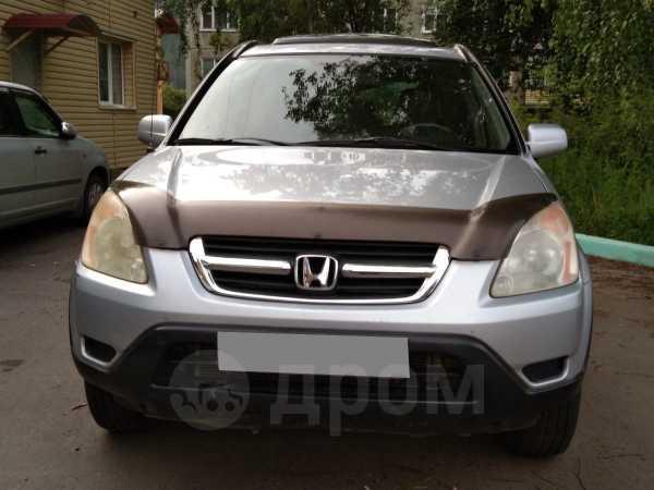 Honda CR-V, 2002 год, 530 000 руб.