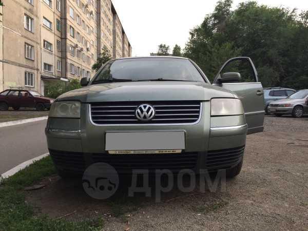 Volkswagen Passat, 2003 год, 215 000 руб.