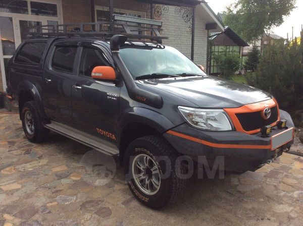 Toyota Hilux Pick Up, 2012 год, 1 575 000 руб.