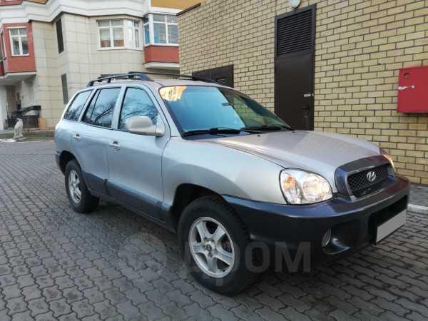 Hyundai Santa Fe, 2004 год, 275 000 руб.