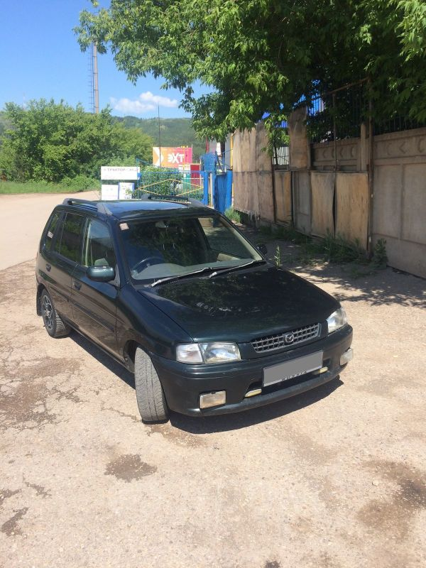 Mazda Demio, 1997 год, 115 000 руб.