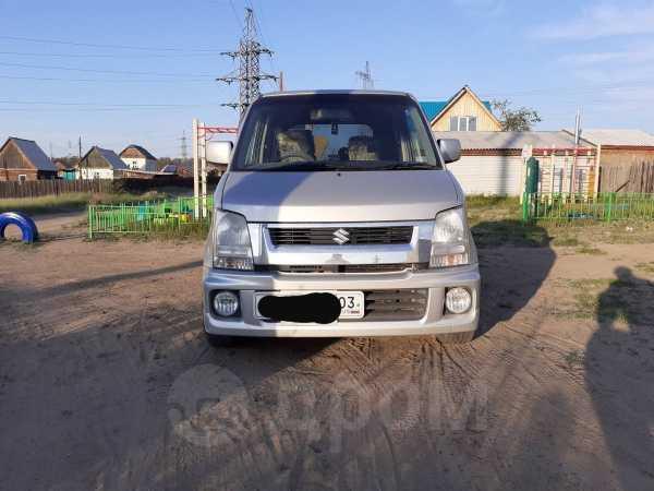 Suzuki Wagon R, 2004 год, 260 000 руб.