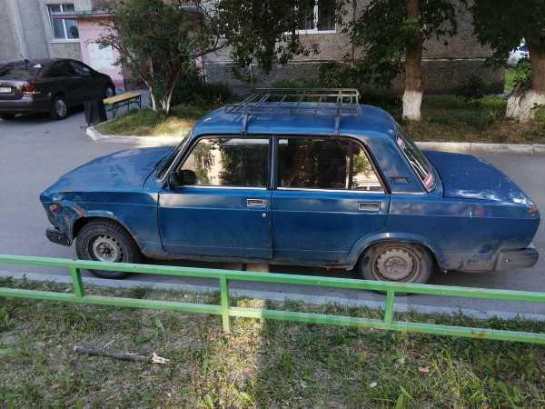 Лада 2107, 2007 год, 20 000 руб.