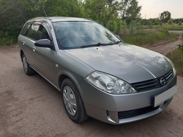 Nissan Wingroad, 2003 год, 255 000 руб.