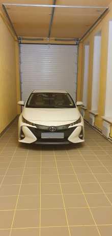 Минусинск Prius Prime 2017
