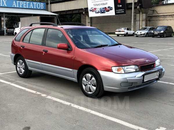 Nissan Lucino, 1996 год, 165 000 руб.
