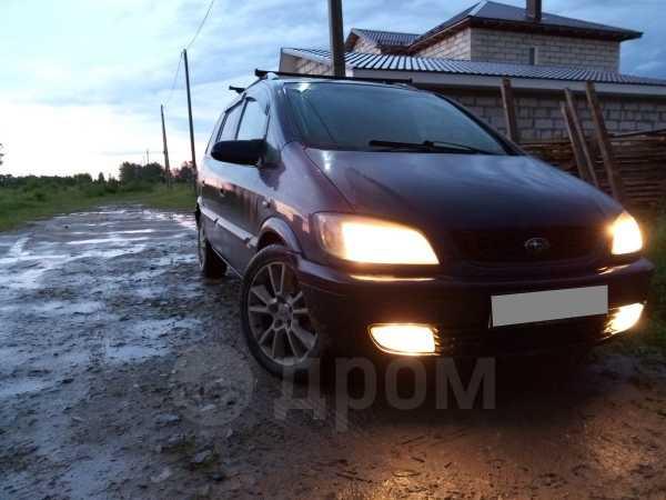 Subaru Traviq, 2002 год, 199 000 руб.