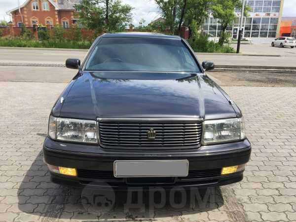 Toyota Crown, 1999 год, 390 000 руб.