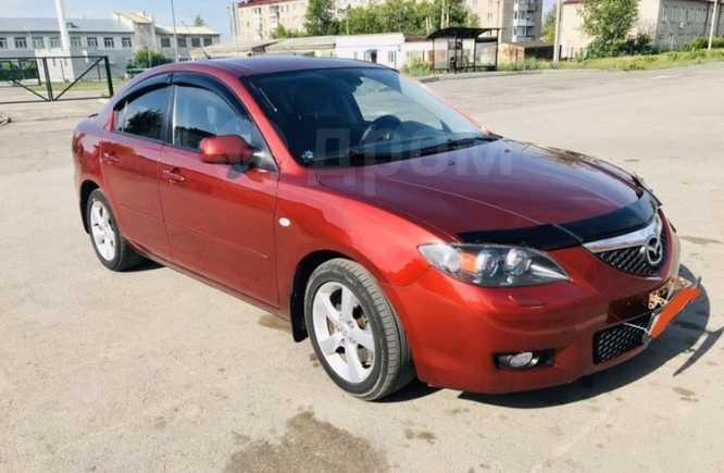 Mazda Mazda3, 2008 год, 499 999 руб.