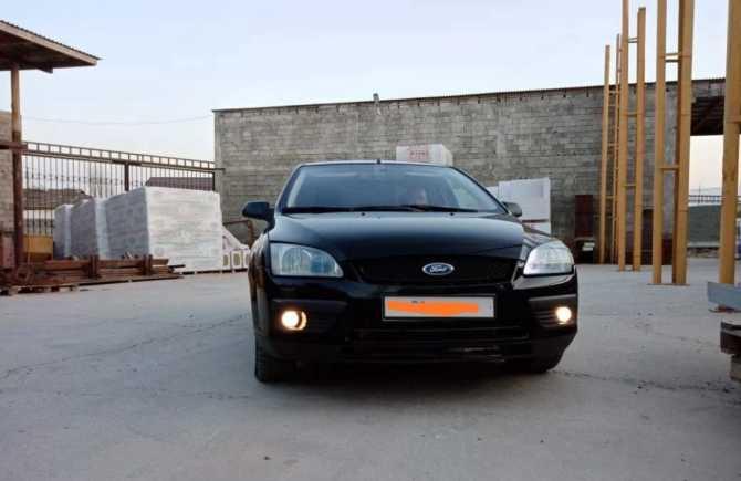 Ford Focus, 2005 год, 222 000 руб.