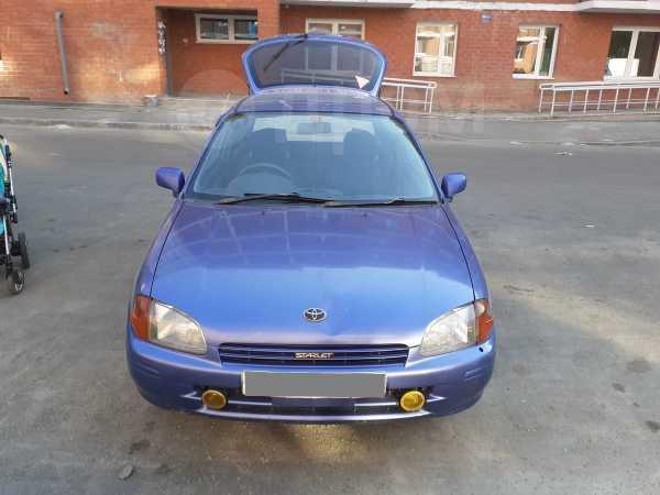 Toyota Starlet, 1997 год, 90 000 руб.