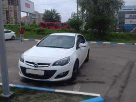 Казань Astra 2013