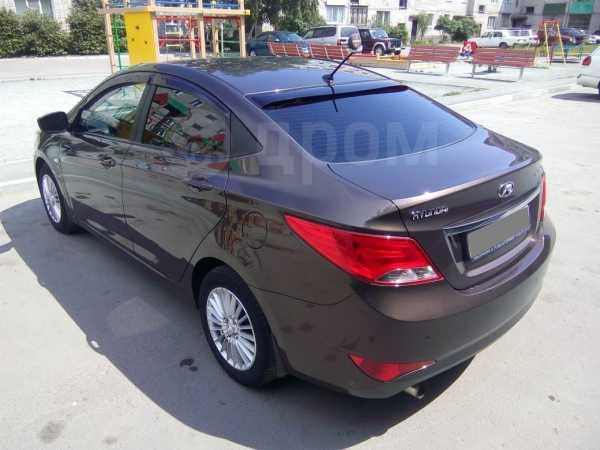 Hyundai Solaris, 2015 год, 590 000 руб.