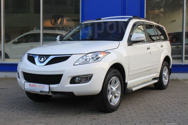 Great Wall Hover H5, 2014 год, 639 000 руб.