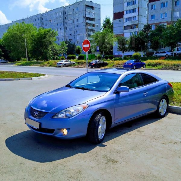 Toyota Solara, 2004 год, 467 000 руб.
