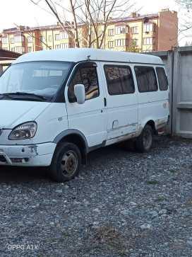 Владикавказ ГАЗ 2217 2003