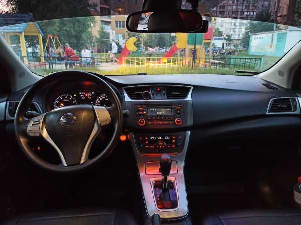 Nissan Sentra, 2014 год, 715 000 руб.