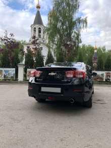 Москва Malibu 2012