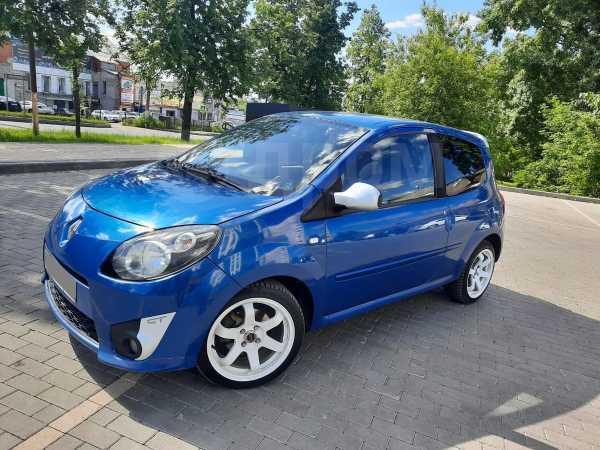 Renault Twingo, 2008 год, 279 000 руб.