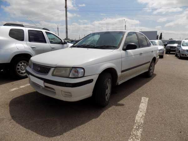 Nissan Sunny, 1999 год, 85 000 руб.