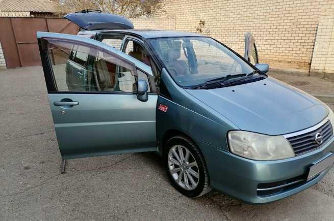 Nissan Liberty, 2002 год, 290 000 руб.