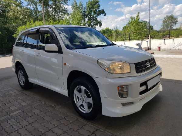 Toyota RAV4, 2001 год, 480 000 руб.