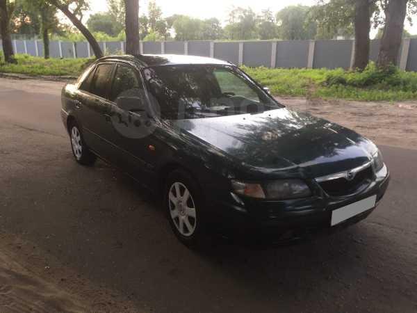 Mazda 626, 1997 год, 150 000 руб.