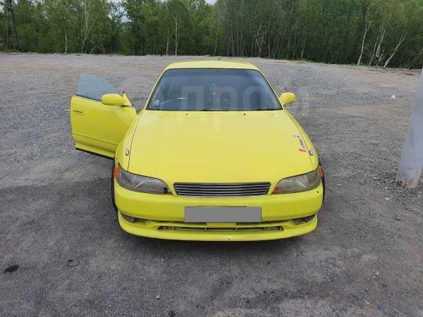 Toyota Mark II, 1993 год, 280 000 руб.