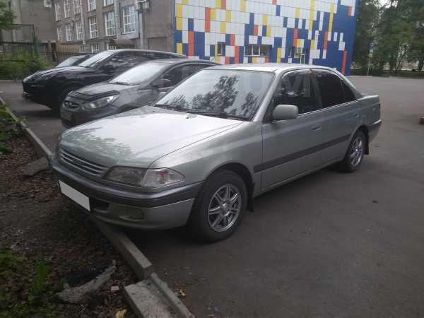 Toyota Carina, 1997 год, 210 000 руб.