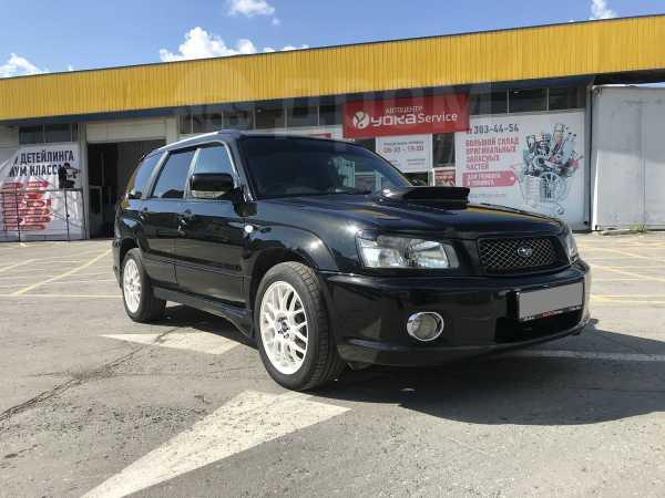 Subaru Forester, 2003 год, 555 000 руб.