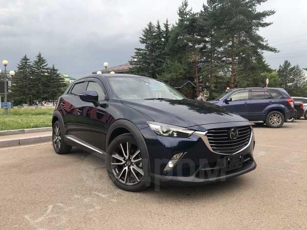 Mazda CX-3, 2016 год, 999 999 руб.