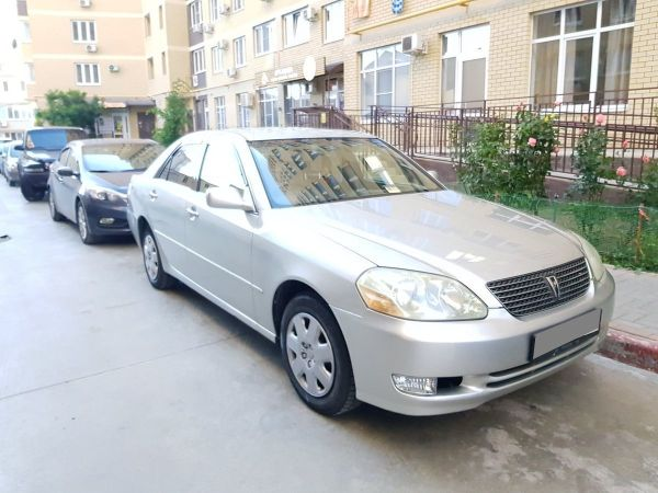Toyota Mark II, 2001 год, 330 000 руб.