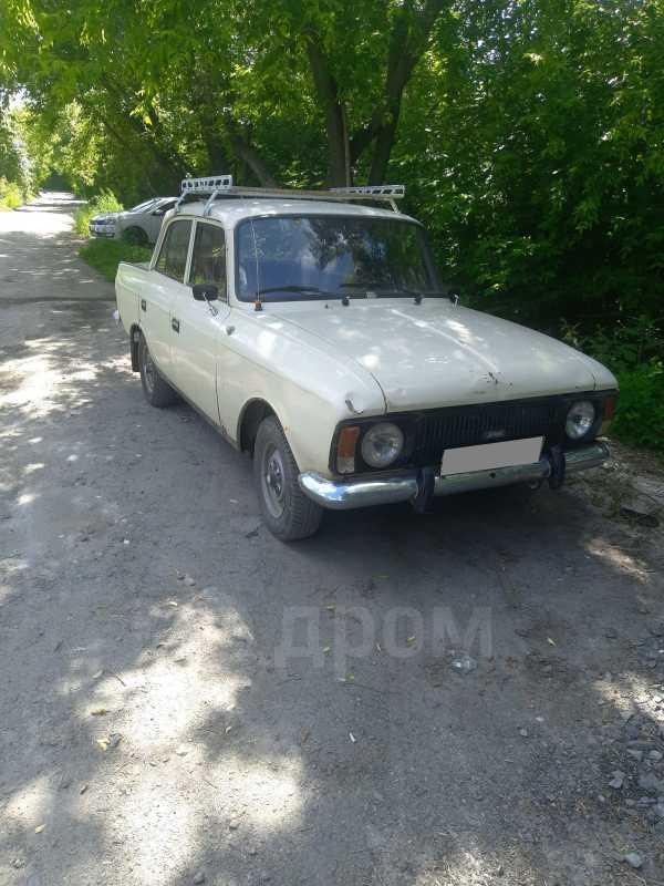 Москвич 412, 1989 год, 15 000 руб.