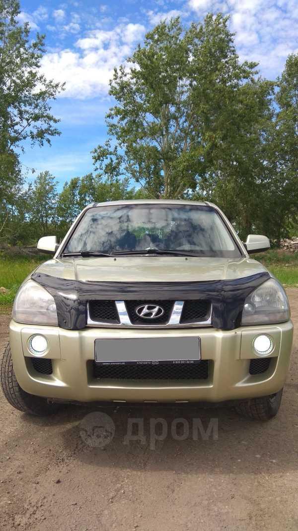 Hyundai Tucson, 2004 год, 415 000 руб.