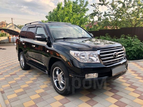 Toyota Land Cruiser, 2009 год, 1 680 000 руб.
